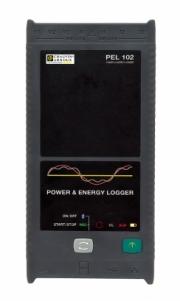 PEL 102 Power und Energy Logger mit Mini Flex