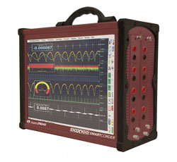 AN DDX100 Smartcorder