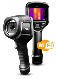FLIR E6 WiFi Infrarotkamera
