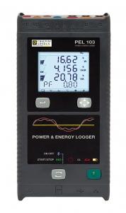 PEL 103 Power und Energy Logger mit Mini Flex